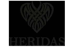 Heridas fashion brand logo
